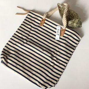 Summer and Rose Beach Bag